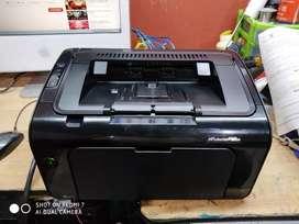Impresora LáserJet P1102W