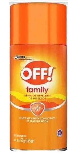 Repelente Off Family