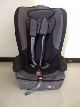 Asiento para carro de bebés y niños
