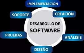 Diseño web y desarrolo de software
