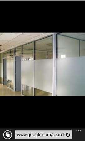 trabajos en aluminio y vidrio ,acrilico y mas