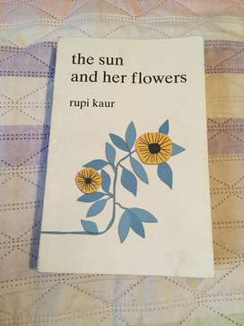 Book: The sun and her flowers
