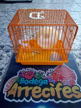 Jaulara para Hamster