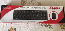 Vendo combo teclado y mouse nuevo