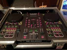 Controlador DJ Torq Xponent Midi