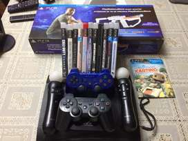 Ps3 COMBO COMPLETO