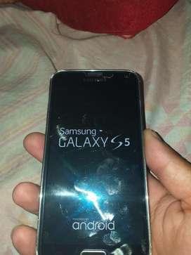 Samsung S5 Vendo O Prmuto por Net