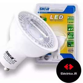 Lámpara Dicroica LED 6w