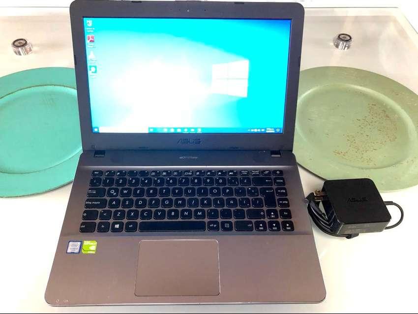 ASUS X441U - INTEL CORE I5 - NVIDIA GEFORCE 920MX - 8 GB RAM - HDD 500 GB 0