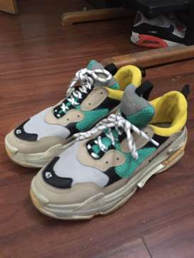 Tenis zapatos balenciaga nike adidas zara bershka