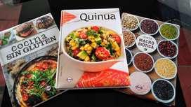 Libros de cocina especiales