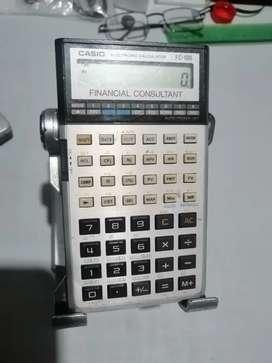 Calculadora financiera fc 100 tasas interés flujos y más