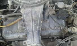 Vendo motor de mazda 323