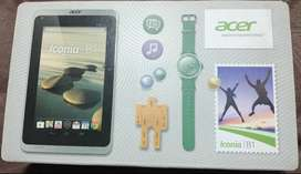 Tablet Acer Iconia (no enciende la pantalla)