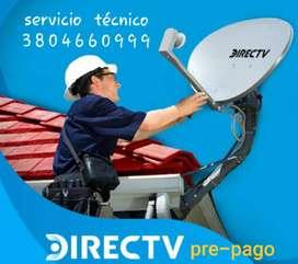 Servicio Técnico Directv Pre-pago