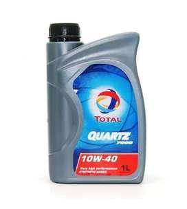 Aceite Total QUARTZ 7.000 10w40 x 1 Lt