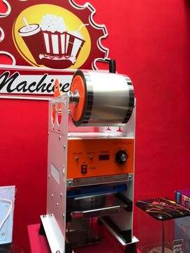 Maquina selladora manual con contador digital