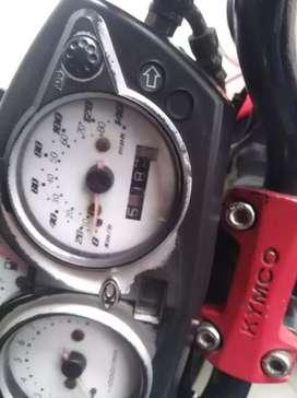 Vendo espectacular moto Agility