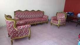 Muebles antiguos conservados