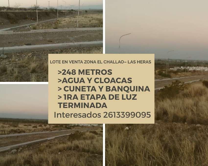 VENDO LOTE ZONA EL CHALLAO!! EXCELENTE UBICACION!! 0