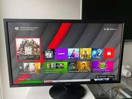 Monitor gaming 4 meses de uso
