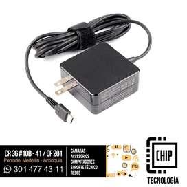 Adaptador Cargador USB Tipo C de 65w USB-C apple lenovo yoga  nintendo switch y muchos mas whatsapp:3006121155