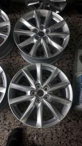 Rines 18 Originales Mazda