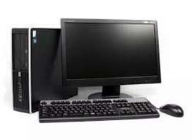 Oferta pc hp core i3   con factura y garantía