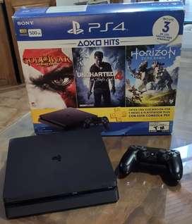 PS4 slim500gb
