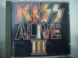 Kiss alive III cd