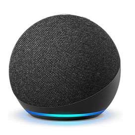 Amazon Echo Dot Con Alexa Color Negro (4ta Generación, Edición 2020)(Disponible también en color Azul)