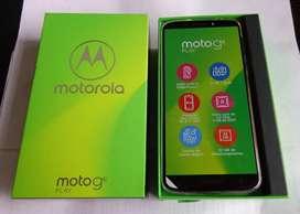 Moto G6 Play (Nuevos)