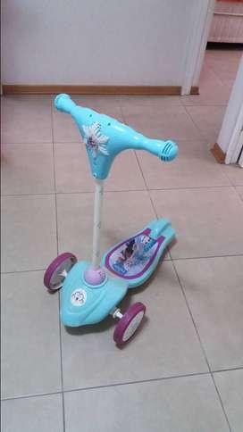 Scooter Frozen Original