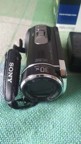 Video cámara Sony HDR -CX190