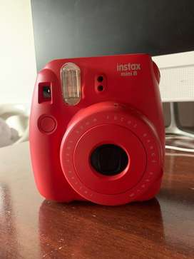 Camara Instax Mini 8 Rosa