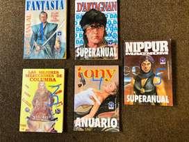 Revistas Dartagnan Tony Fantasia Argenti