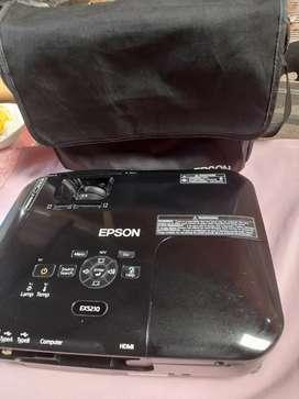 Vendo o cambio vídeo Beam Epson con HDMI