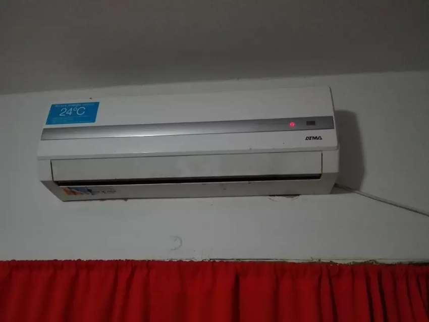 Vendo aire acondicionado Atma frio calor 0