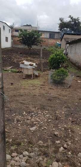 Hermoso lote de terreno en Santa Lucia