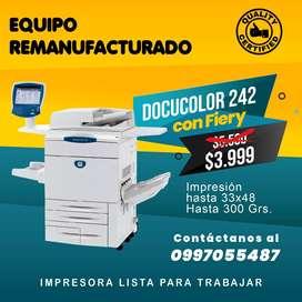Impresora Xerox 242 con Fiery