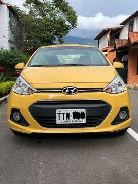 Vendo Taxi Hyundai Grand i10 2018