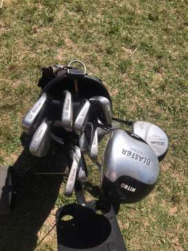 Set Palos de Golf WILSON