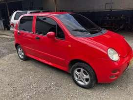 Se vende carro marca chery qq modelo 2008 esta en buen estado