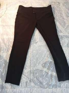 Pantalón en tela talla 16