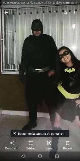 Disfraz batman adulto