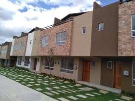 Pomasqui, casa, 119 m2, 3 habitaciones, 2.5 baños, 2 parqueaderos