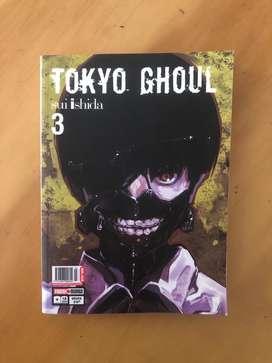 Tokyo Ghoul tomo 3, Sui Ishida