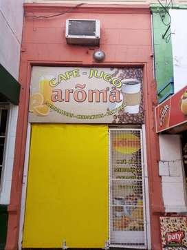Excelente Local Para Vender Desayunos En Zona Céntrica