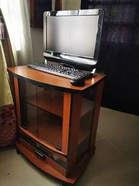 Computador todo en 1... hp