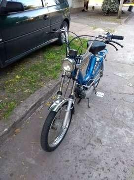 Ciclomotor Malanca